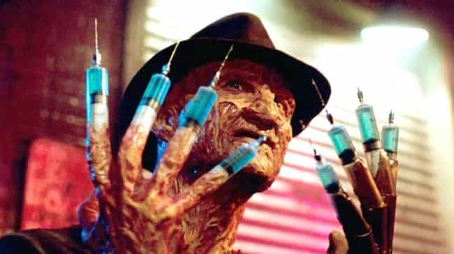 A Nightmare on Elm Street is listed (or ranked) 3 on the list 12+ Horror Movie Fan Theories That Make Your Favorites Even Scarier