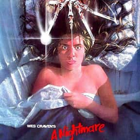 A Nightmare on Elm Street is listed (or ranked) 7 on the list The Scariest Movies Ever Made