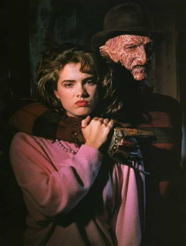 A Nightmare on Elm Street is listed (or ranked) 4 on the list 20 Most Essential Female-Led Horror Films