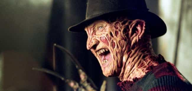 A Nightmare on Elm Street is listed (or ranked) 2 on the list 8 Film Ideas Sparked By The Nightmares of Children