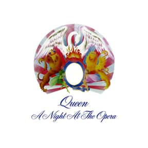A Night at the Opera is listed (or ranked) 11 on the list The Best Albums That Didn't Win a Grammy