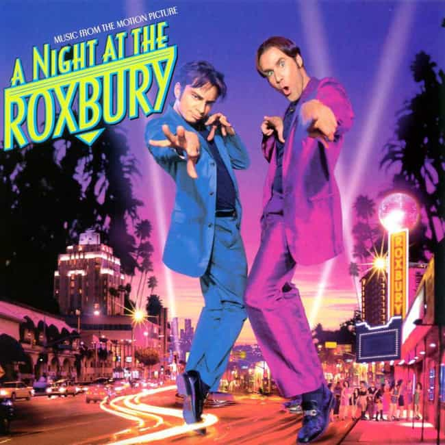 A Night at the Roxbury ... is listed (or ranked) 4 on the list What to Watch If You Love 'Saturday Night Live'
