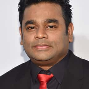 A. R. Rahman is listed (or ranked) 1 on the list List of Famous Music Producers
