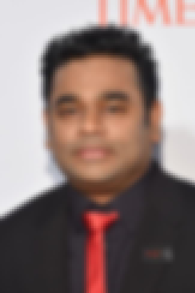 A. R. Rahman is listed (or ranked) 1 on the list List Of Grammy Awards For Best Song Written For A Motion Picture, Television Or Other Visual Media
