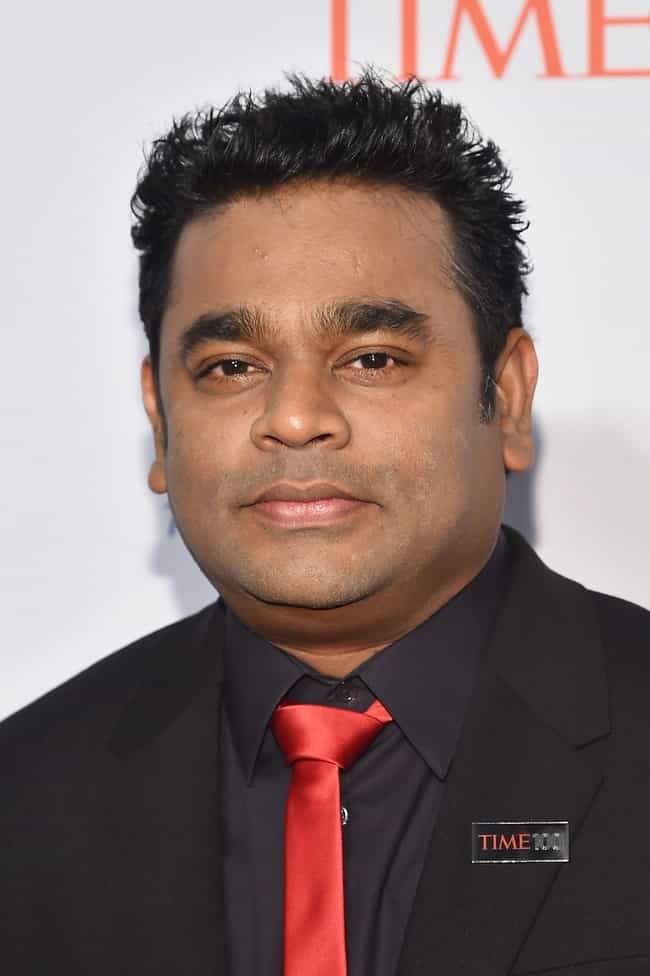A. R. Rahman is listed (or ranked) 1 on the list Famous Male Music Producers