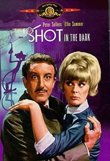 A Shot in the Dark is listed (or ranked) 2 on the list The Best Movies and Series in the Pink Panther Franchise, Ranked