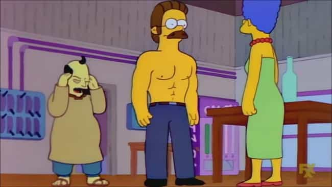 A Streetcar Named Marge is listed (or ranked) 2 on the list The Best Ned Flanders Episodes of 'The Simpsons'