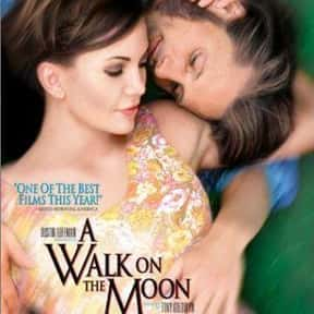 A Walk on the Moon is listed (or ranked) 6 on the list The Best Diane Lane Movies