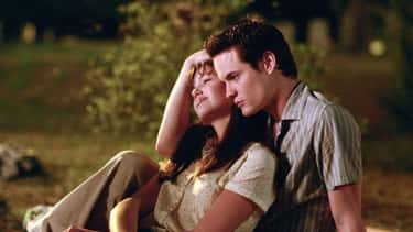 A Walk to Remember is listed (or ranked) 1 on the list 14 Teen Movies That Definitely Made You Cry