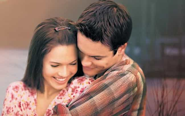 A Walk to Remember is listed (or ranked) 1 on the list The Greatest Movie Wedding Proposals