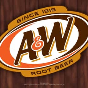 A&W Restaurants is listed (or ranked) 11 on the list Companies Founded in California