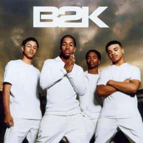 B2K is listed (or ranked) 23 on the list The Greatest Boy Bands of All Time
