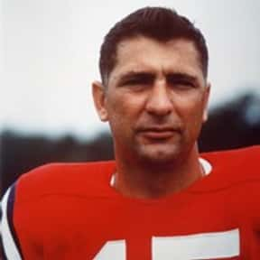 Babe Parilli is listed (or ranked) 7 on the list The Best New England Patriots Quarterbacks of All Time