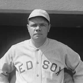 Babe Ruth is listed (or ranked) 6 on the list The Best Boston Red Sox Of All Time