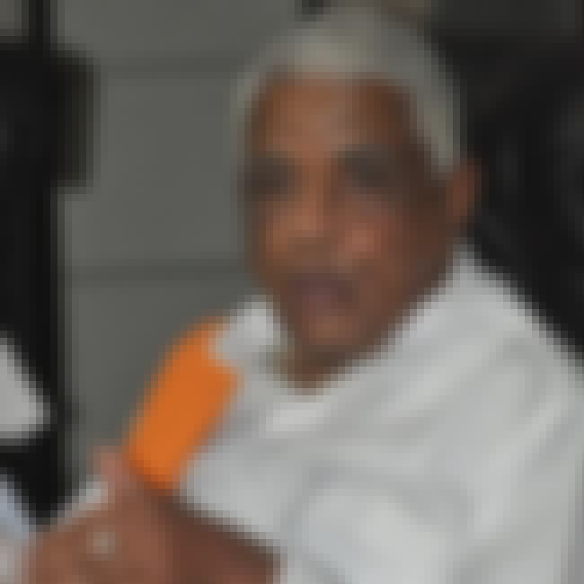 Babulal Gaur is listed (or ranked) 4 on the list The Most WTF Things Politicians Said in 2014