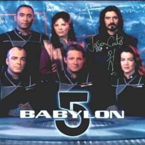 Babylon 5 is listed (or ranked) 18 on the list The Best Sci-Fi Television Series Of All Time