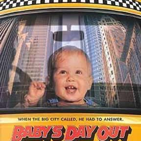 Baby's Day Out is listed (or ranked) 5 on the list The Funniest Movies About Babies