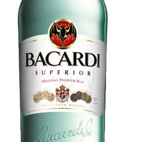 Bacardi is listed (or ranked) 18 on the list The Best Top Shelf Alcohol Brands