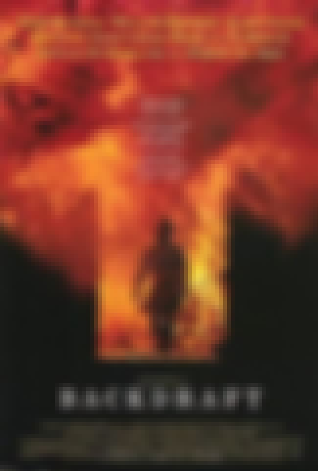 Backdraft is listed (or ranked) 3 on the list Donald Sutherland Mystery Roles