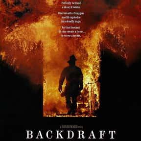 Backdraft is listed (or ranked) 23 on the list The Best Robert De Niro Movies