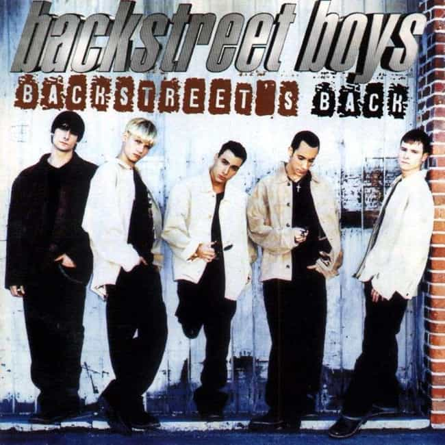 Backstreet's Back is listed (or ranked) 3 on the list The Best Backstreet Boys Albums of All Time