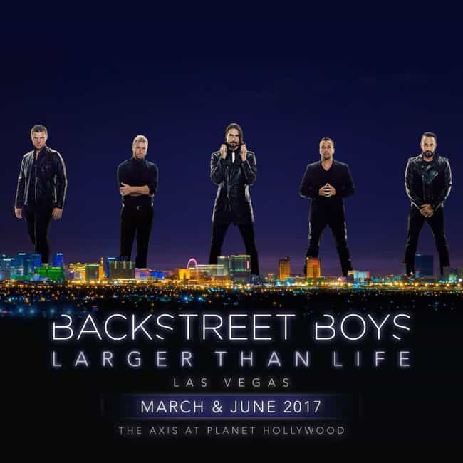 Backstreet Boys is listed (or ranked) 4 on the list The Best Las Vegas Residencies Of The 21st Century