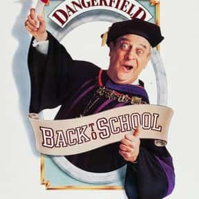 Back to School is listed (or ranked) 13 on the list The Funniest Movies About Teachers
