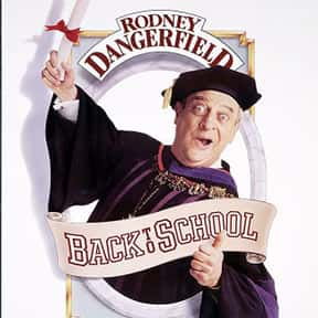 Back to School is listed (or ranked) 25 on the list The Best Robert Downey Jr. Movies