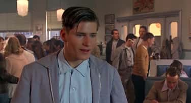 'Back to the Future' - As The Lovably Nerdy George McFly