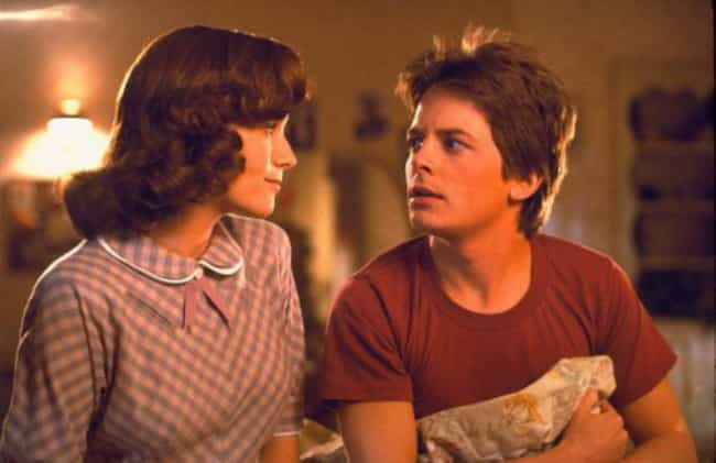 Back to the Future is listed (or ranked) 4 on the list Great Films That Get Away With Not Explaining Things