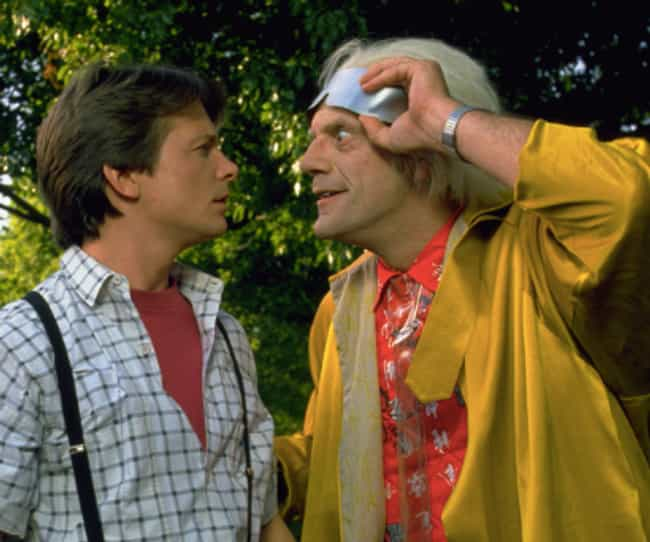 Back to the Future is listed (or ranked) 3 on the list Your Favorite Movie Casts, Reunited