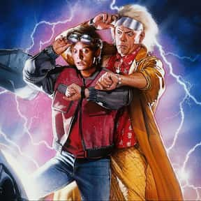 Back to the Future is listed (or ranked) 5 on the list Movies You Wish You Could Still Watch for the First Time