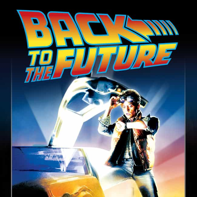 Back to the Future is listed (or ranked) 2 on the list The Best Shows & Movies About Time Travel
