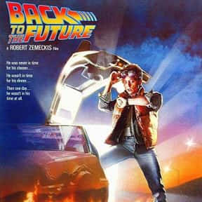 Back to the Future is listed (or ranked) 8 on the list The Most Rewatchable Movies