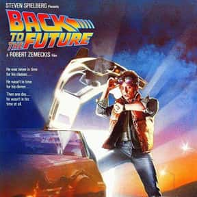 Back to the Future is listed (or ranked) 12 on the list The Best Movies for Tweens