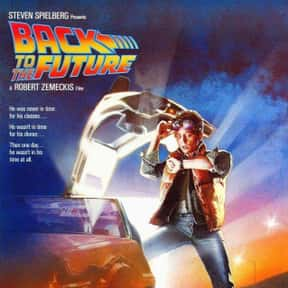 Back to the Future is listed (or ranked) 4 on the list The Best Family Movies Rated PG