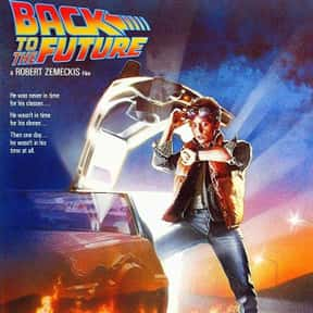 Back to the Future is listed (or ranked) 12 on the list The Best Action Movies of the 1980s