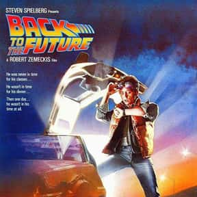 Back to the Future is listed (or ranked) 3 on the list The Best Sci-Fi Movies of the 1980s