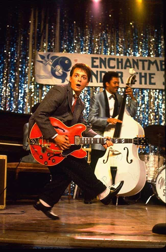 Back to the Future is listed (or ranked) 4 on the list The Best Musical Numbers In Movies That Aren't Musicals