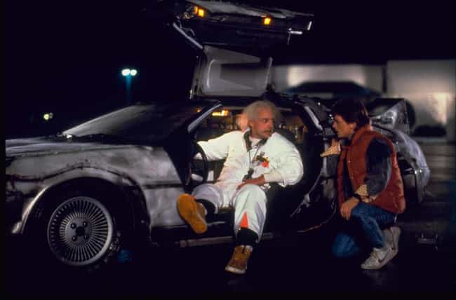 Back to the Future is listed (or ranked) 1 on the list Methods Of Time Travel In Movies, Ranked By How Much You'd Want To Use Them