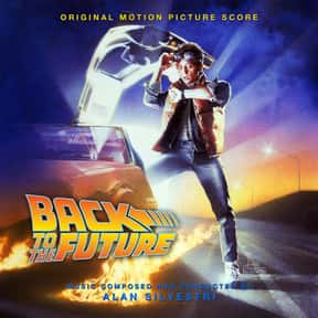 Back to the Future is listed (or ranked) 4 on the list The Greatest Soundtracks of All Time