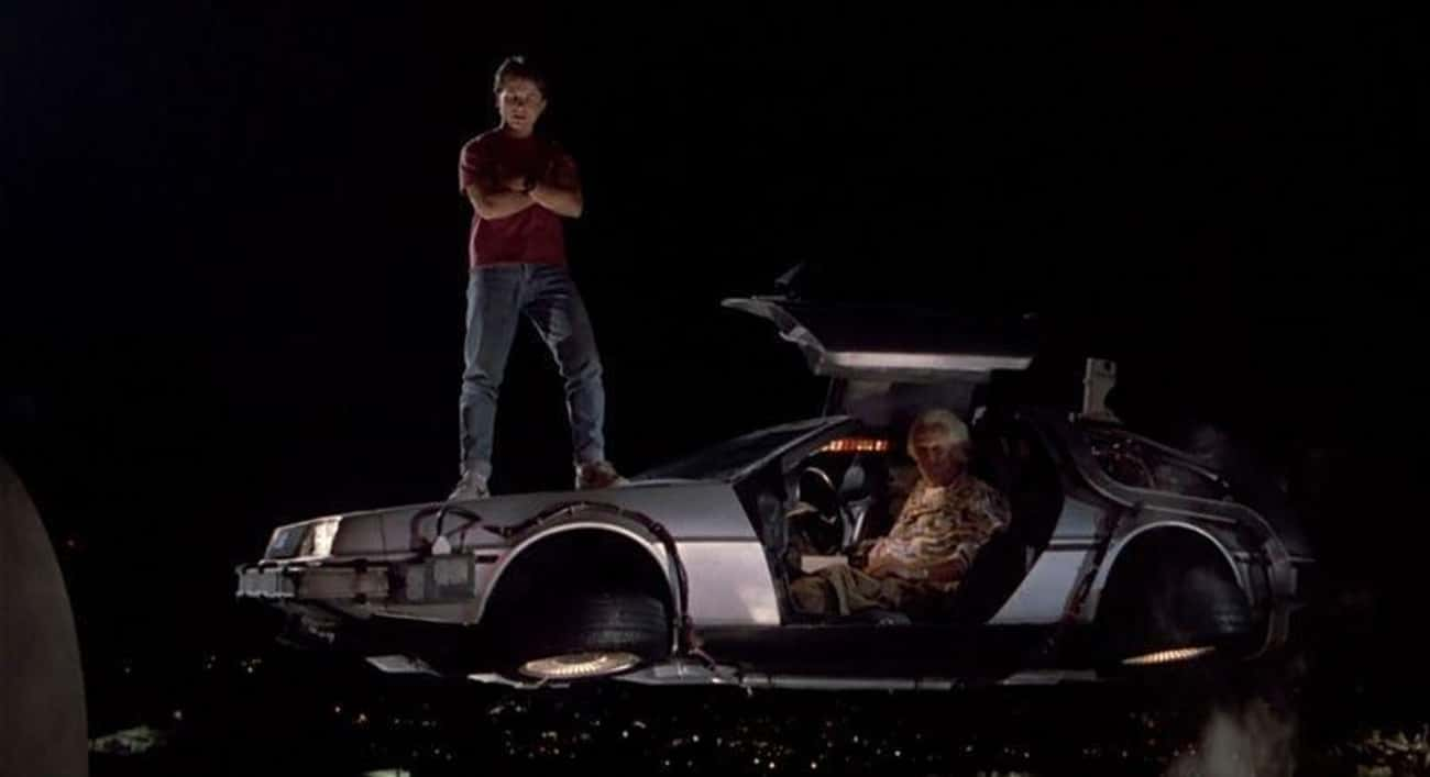 Marty McFly - 'Back to the Future Part II'