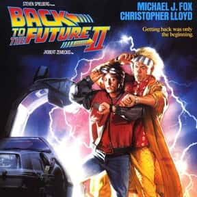 Back to the Future Part II is listed (or ranked) 16 on the list The Greatest Movies Of The 1980s, Ranked