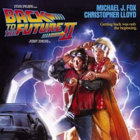 Back to the Future Part II is listed (or ranked) 4 on the list The Best Time Travel Movies
