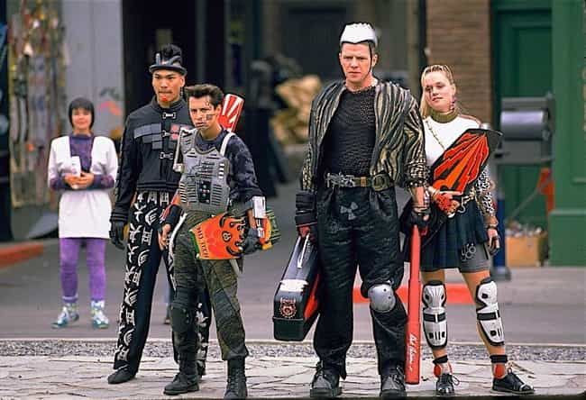 Back to the Future Part ... is listed (or ranked) 2 on the list The Most Ridiculous Future Fashions In '80s Films