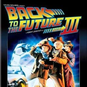 Back to the Future Part III is listed (or ranked) 16 on the list The Best Third Films In A Movie Series