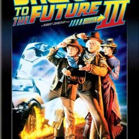Back to the Future Part III is listed (or ranked) 18 on the list The Best Elisabeth Shue Movies