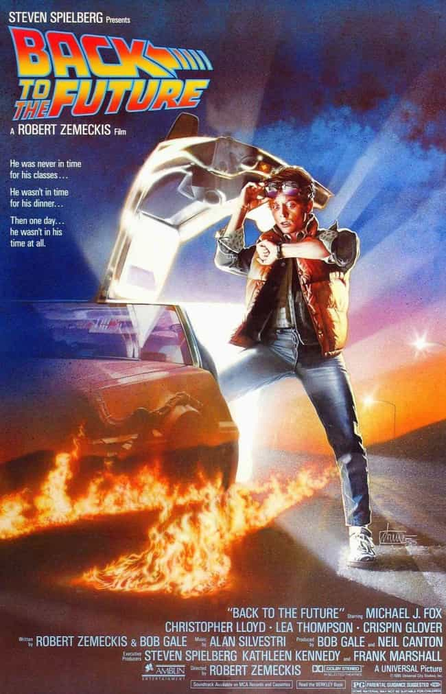 Back to the Future trilogy is listed (or ranked) 7 on the list The Best Adventure Shows & Movies, Ranked