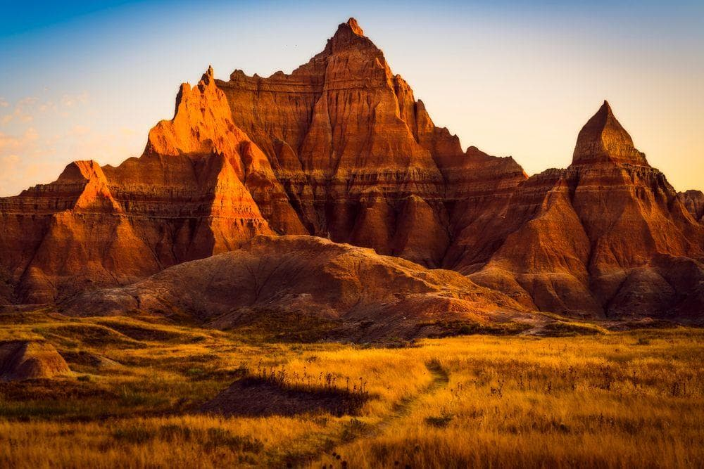 Badlands National Park on Random Best Picture Of Each US National Park