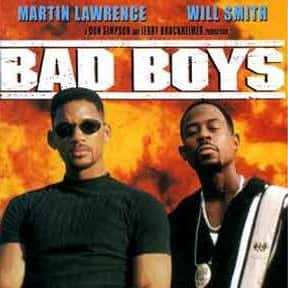 Bad Boys is listed (or ranked) 15 on the list The Best Black Movies Ever Made, Ranked